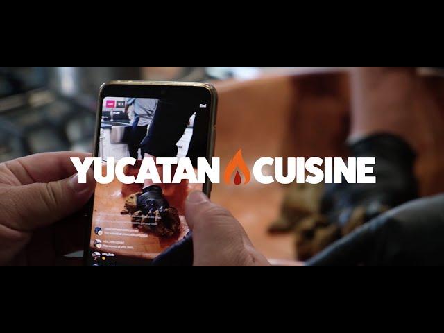 Yucatan Cuisine - Amigo Chef's Degustation