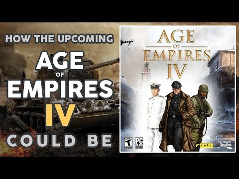 Age Of Empires 4 - How It's Going To Be Like ... Probably