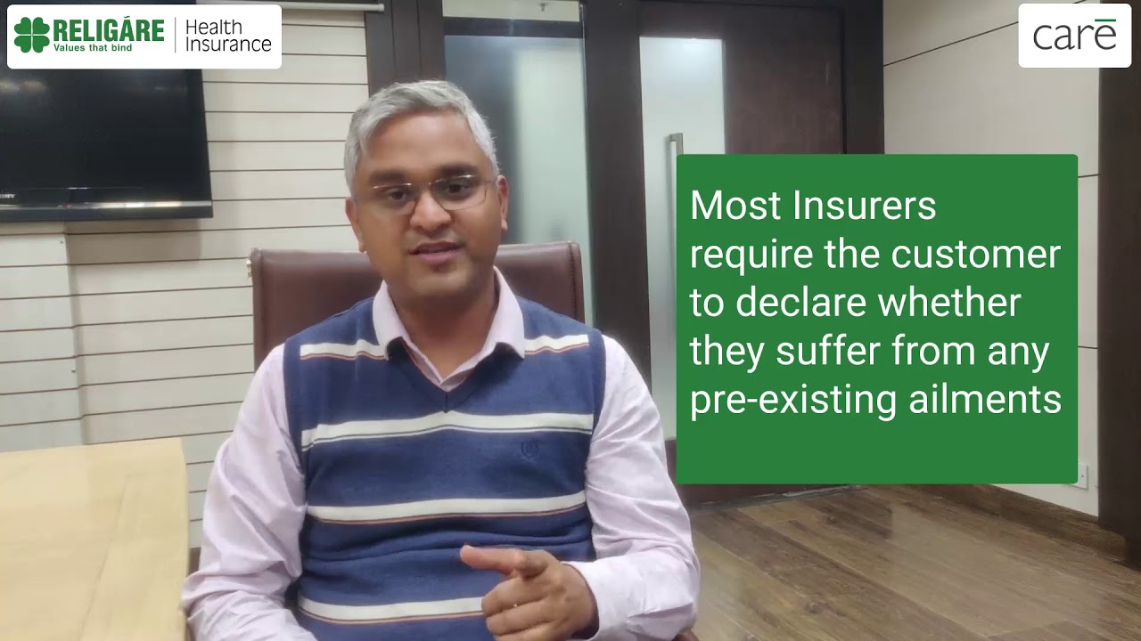 Religare care health insurance plan new features - YouTube