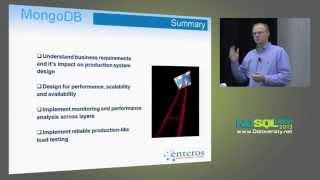 MongoDB Performance Tuning and Load Testing