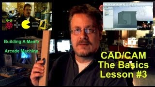 All About The Cnc Router 101 - Creating Machine G-code - Part #3