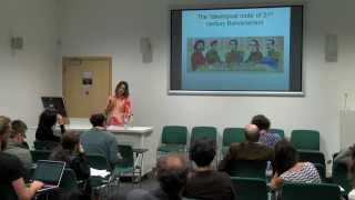 Hazel Marsh (University of East Anglia), Popular music and politics in Venezuela