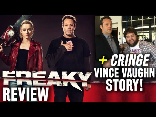 Freaky (2020) Review & My Cringey Vince Vaughn Story!