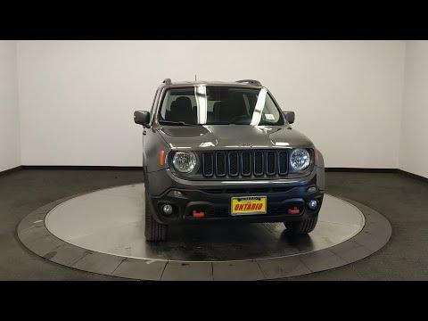 2017 Jeep Renegade Norco, Corona, Riverside, San Bernardino, Ontario, CA 19J1108A