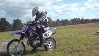 Yamaha TTR 125cc 4-stroke Review and Ride