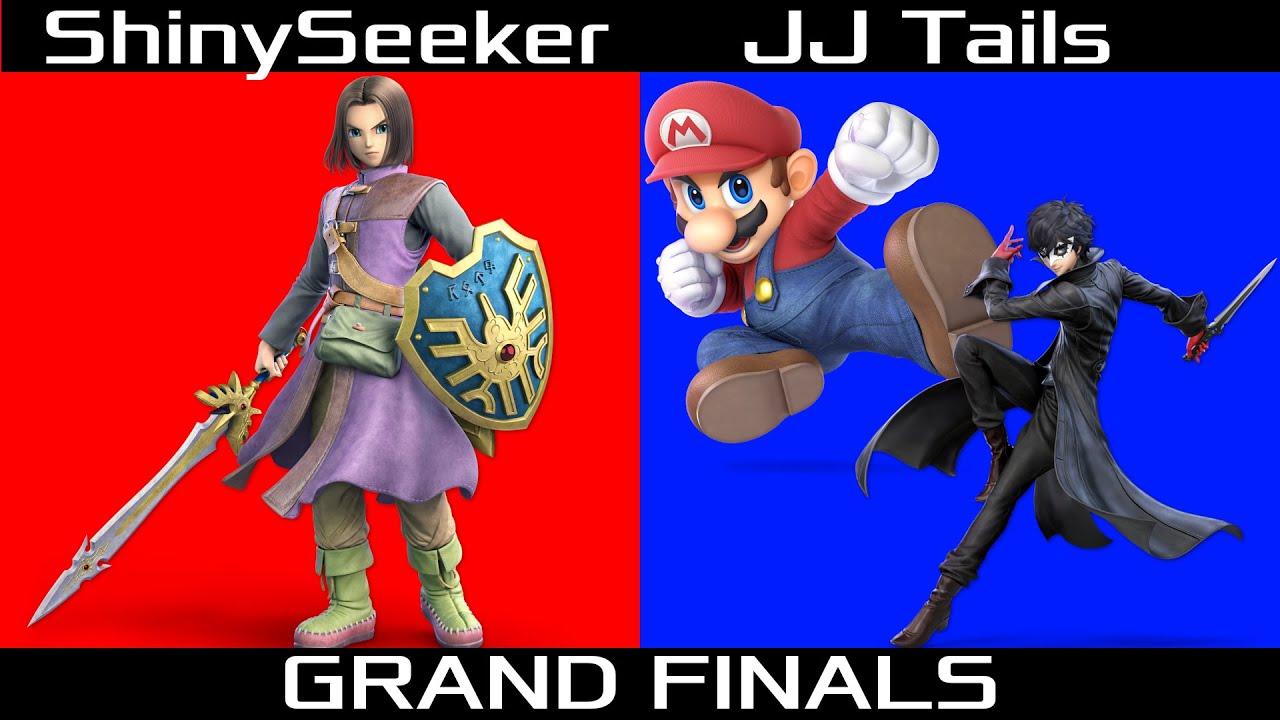 Fluffy Ladder 2-7 Grand Finals - ShinySeeker vs. JJ Tails