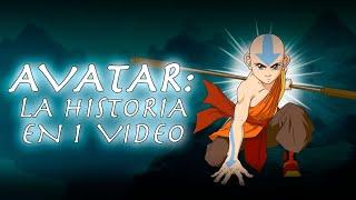 Avatar: La Historia en 1 Video