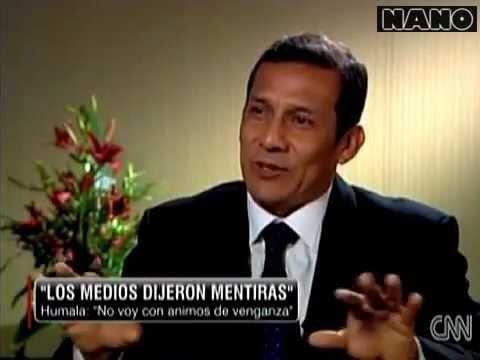 Ollanta Humala presidente: Las primeras 24 horas (Panorama Mundial 07-06-2011)
