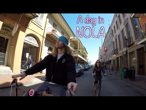 A Day In NOLA | MicBergsma