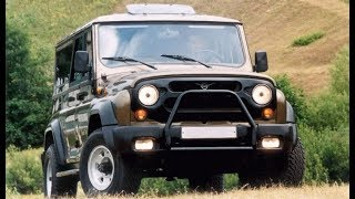 УАЗ 3159 Барс
