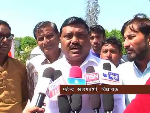 भाजपा सांसद व समाज सेवी चौधरी कंवर सिंह तवर द्वारा 121 जोड़ों की कराई गई शादी