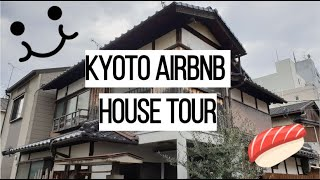 Gambar cover #Myraaaxoxo ; Kyoto Airbnb House Tour | March 2019