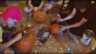 Hey Violet - Halloween Pumpkin Patching (#8)
