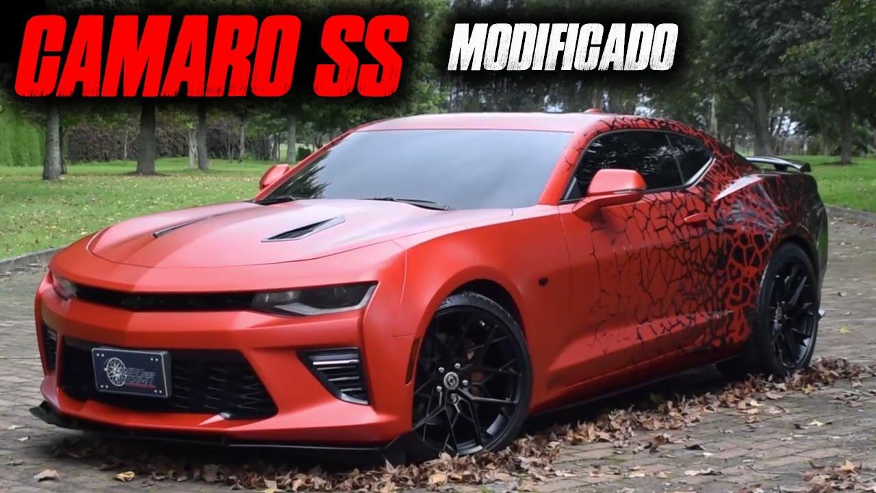 CAMARO SS | MODIFICADO | FULL CARS
