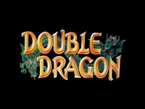 Double Dragon Arcade Mission 1 The City Slums