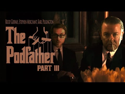 The Ricky Gervais Show - The Podfather: Part 3