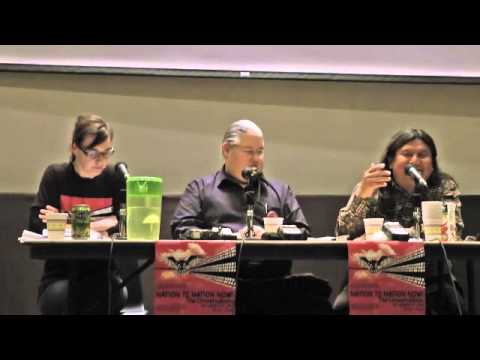Arthur Manuel and Russell Diabo on Canada's First Nation Termination Plan_Mar 23, 2013
