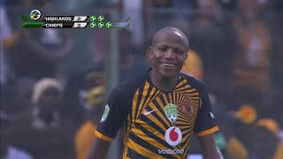 Nedbank Cup | Last 16 | Highlands Park v Kaizer Chiefs | Highlights