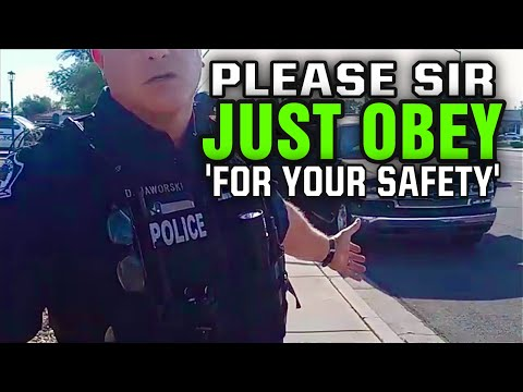 More Unlawful Orders Refused By Law Abiding Citizen • Mesa P