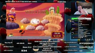 Its Getting Hot In Here!! Hot As Hades Gives Super Big Bonus Win!! Video