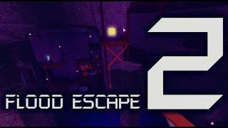 ROBLOX-Where do I go:/ (Flood escape 3)