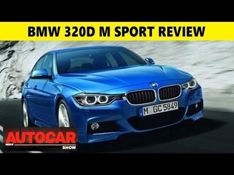 First Drive Review Bmw 320d M Sport Autocar Et Now Youtube