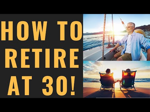 The SHOCKINGLY SIMPLE Truth Behind Early Retirement | How To Retire By 30