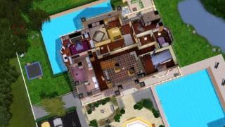 maison charentaise design sims 3