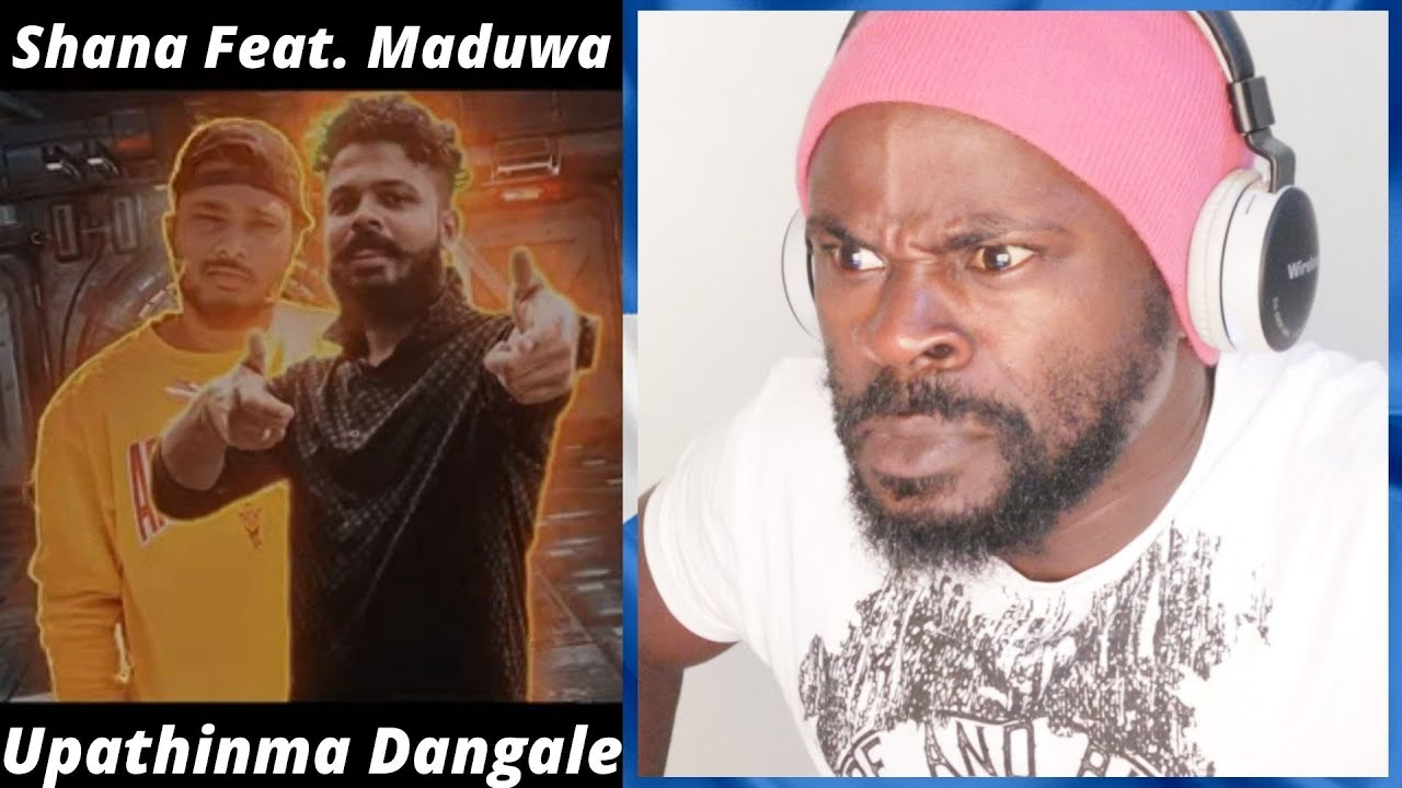 Download African Reacts To Shana - Upathinma Dangale (හිනා වෙලා ඉන්නේ 02) (Feat. Maduwa).