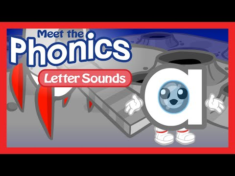 Meet the Phonics - Letter Sounds (FREE!)