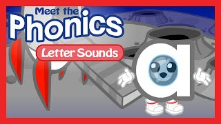 Meet the Phonics - Letter Sounds (FREE) | Preschool Prep Company