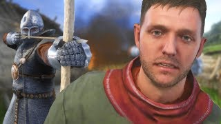 What Happens If You DON'T Run From Skalitz In Kingdom Come Deliverance