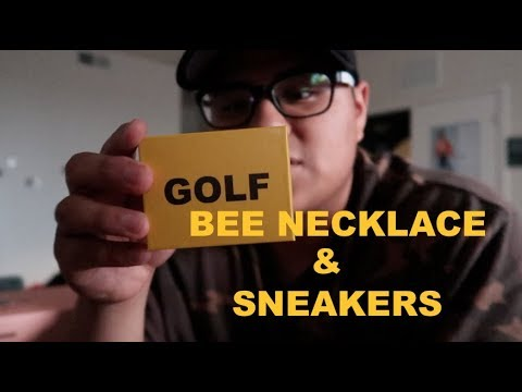 1678488218f46e GOLF WANG BEE NECKLACE   ONE STAR CONVERSE - YouTube