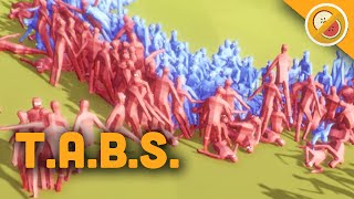 7,000+ PEASANTS!? GREATEST WAR TO EXIST! | Totally Accurate Battle Simulator Gameplay (T.A.B.S.)