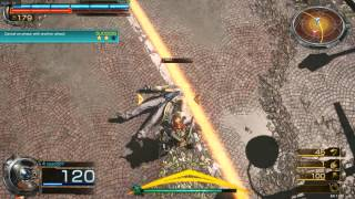 Rise of Incarnates fighting pc gameplay in 1080p