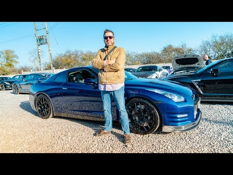 Nick's NEW 1000hp Litchfield Nissan GT-R *COLLECTION*