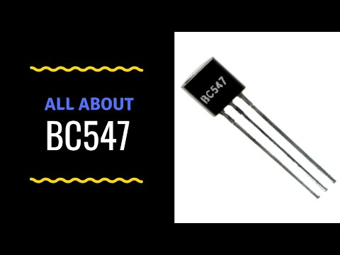 Things You Never Knew About BC547 | All About BC547 | #WowElectric