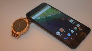 Обзор Nexus 6P и Huawei Watch в России