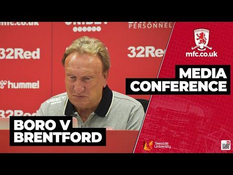 Media Conference | Brentford