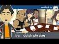 Separable verbs in Dutch   Scheidbare werkwoorden
