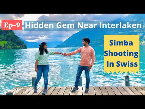 Best Of Switzerland | Iseltwald, Lake Brienz | Things To Do In Interlaken | Swiss Travel Vlog Hindi