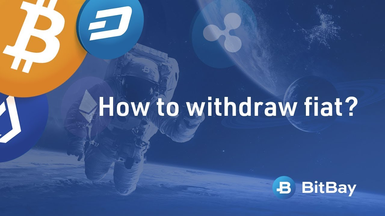 How to make a cryptocurrency deposit or withdrawal? | Bitbay