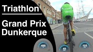 2018 Triathlon Grand Prix Dunkerque On-Board [commentated]