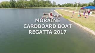 2017 Moraine Cardboard Boat Regatta
