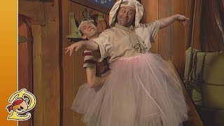Kijk Piet Piraat Ballet filmpje