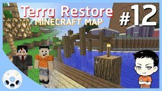 คนงกตะลุยหมู่บ้าน - มายคราฟ CTM Terra Restore #12