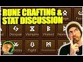 SUMMONERS WAR : Rune Crafting & Stat Discussion