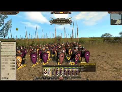 Total War: Attila Age of Charlemagne Theme of Sicily Campaign Ep. 2 ENGLISH MARRIAGE!