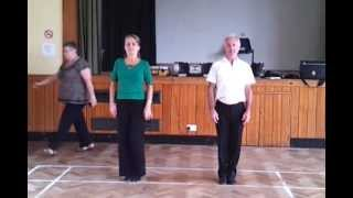 The Veleta (old time sequence dance)