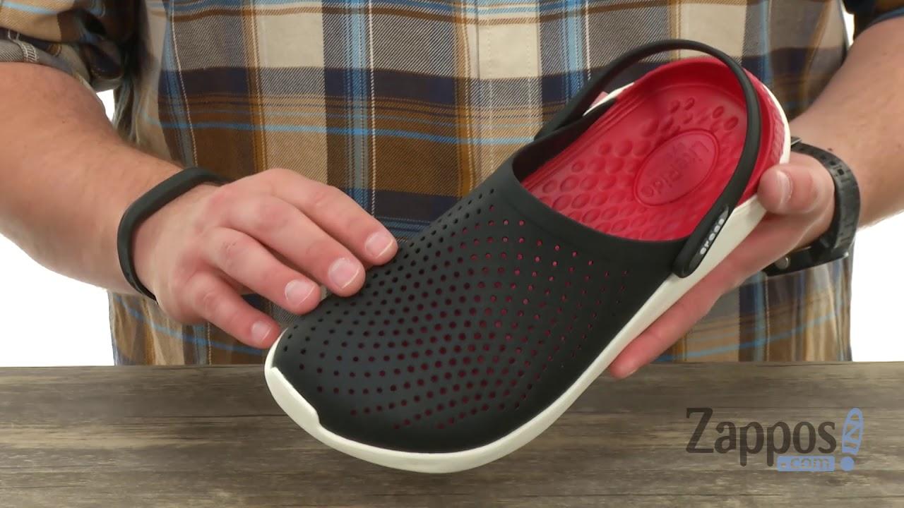 Crocs LiteRide Clog SKU: 9006105 - YouTube